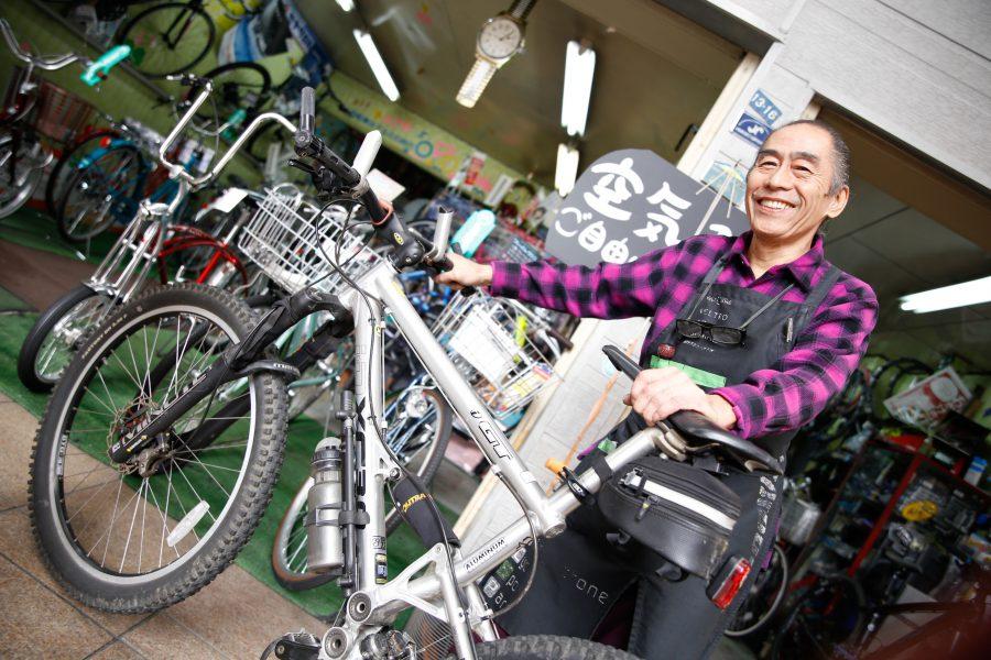 岡田自転車商会