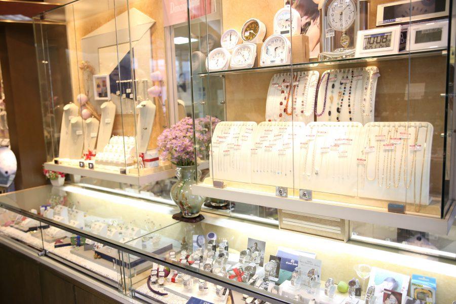 タケウチ時計店